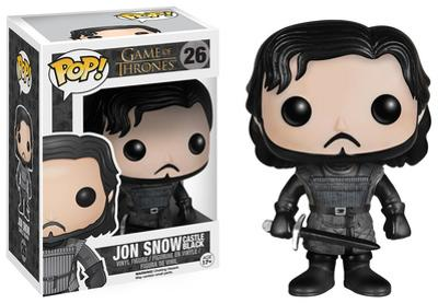 Game of Thrones - Jon Snow Training Ground POP TV Figure