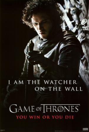 Game of Thrones - Jon Snow - Watcher