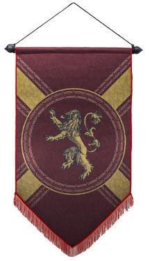 Game of Thrones - Lannister Felt Banner