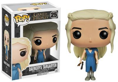 Game of Thrones - Mhysa Daenerys POP TV Figure