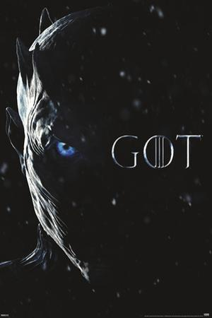 Game Of Thrones - Night King Eye
