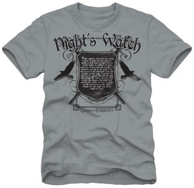 Game of Thrones - Night's Watch Oath