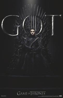 Game of Thrones - S8 - Arya