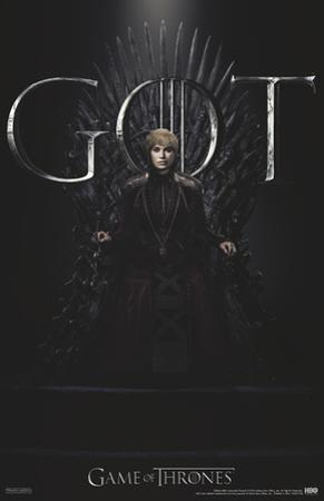 Game of Thrones - S8- Cersei