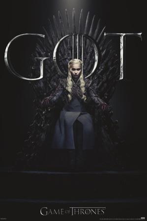 Game of Thrones - S8 - Daenerys