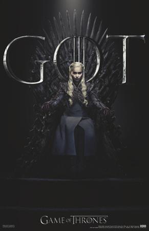 Game of Thrones - S8- Daenerys