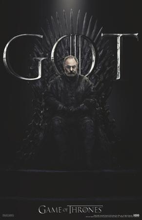 Game of Thrones - S8- Davos