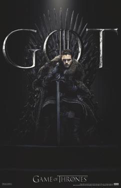 Game of Thrones - S8- Jon Snow
