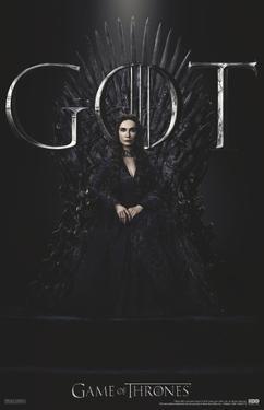Game of Thrones - S8- Melisandre