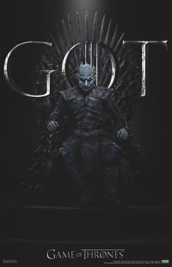 Game of Thrones - S8- The Night King
