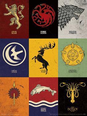 Game of Thrones - Sigils