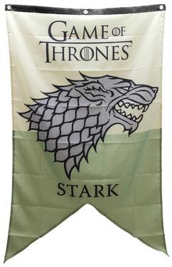 Game Of Thrones - Stark Banner