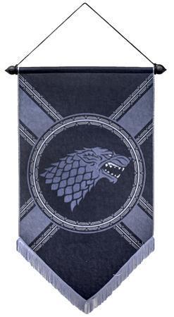 Game of Thrones - Stark Felt Banner