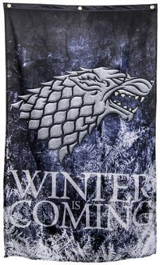 Game of Thrones- Stark Winter is Coming Banner