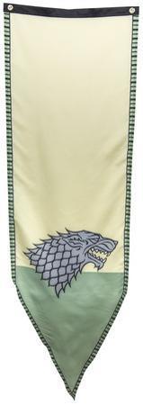 Game of Thrones- Stark Winterfell Tournament Banner