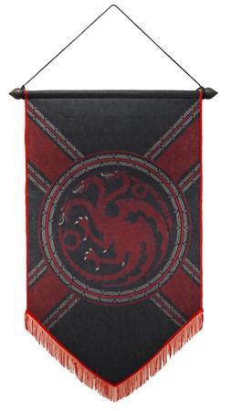 Game of Thrones - Targaryen Felt Banner