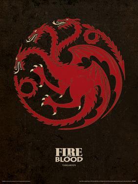 Game of Thrones - Targaryen