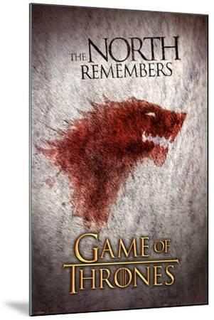 Game of Thrones The North Remembers TV Poster Print