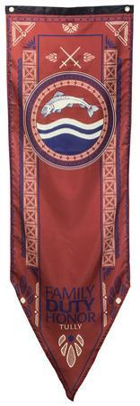 Game Of Thrones - Tully Tournament Banner