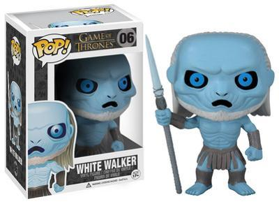 Game of Thrones - White Walker POP TV Figure