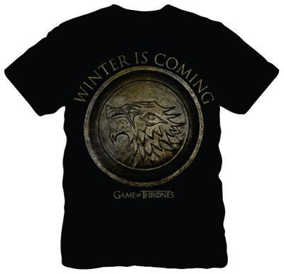 Game of Thrones - Winter is Coming Circle