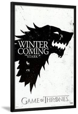 Game of Thrones - Winter is Coming - House Stark