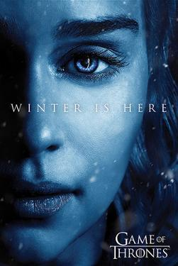 Game Of Thrones - Winter is Here - Daenerys