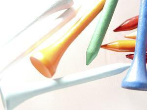 Game Pegs and Colored Pencils