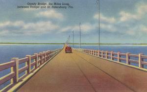 Gandy Bridge, St. Petersburg, Florida