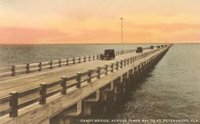 Gandy Bridge, Tampa Bay, Florida