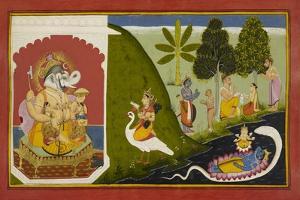 Ganesha Blessing This Endeavour