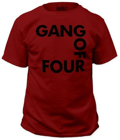 Gang of Four - Logo