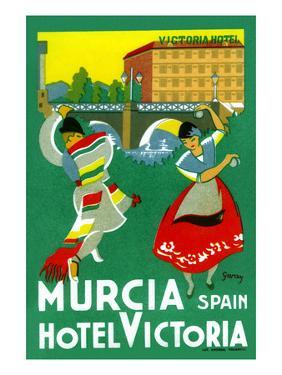 Murcia Hotel - Valencia Spain by Garay