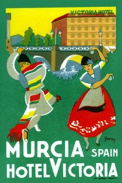 Murcia Hotel - Valencia Spain by Garay