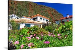 Garden and Holiday Homes in Jardim do Mar, Madeira Island, Portugal