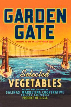 Garden Gate Selected Vegetables