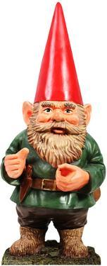 Garden Gnome Cardboard Cutout