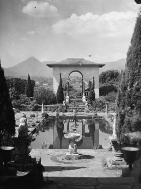Garden in Italy