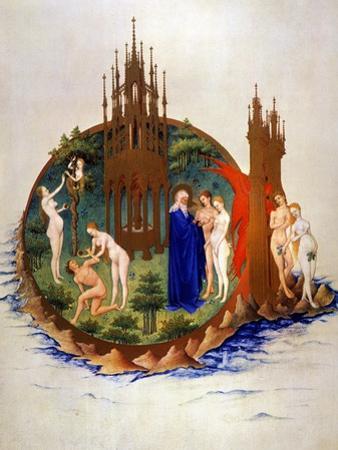 Garden Of Eden: Adam & Eve