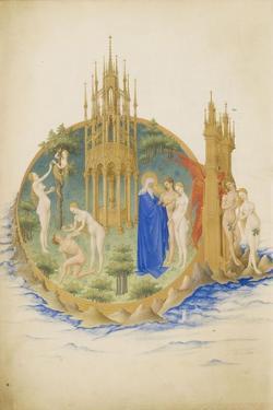 Garden of Eden (Les Très Riches Heures Du Duc De Berr)