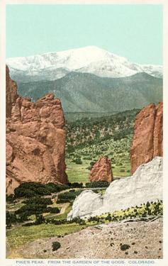 Garden of the Gods, Pike's Peak, Colorado