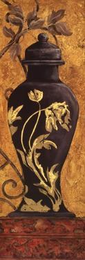 Golden Urn I by Garden Street Gallery