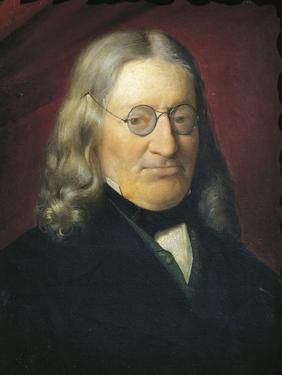 Portrait of Jacopo Sanvitale by Gareth Lloyd Ball