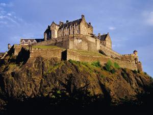 Edinburgh Castle, Edinburgh, Scotland by Gareth McCormack