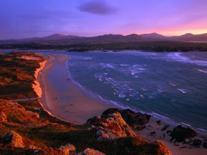 Evening at Trawbreaga Bay in Inishowen, Ireland by Gareth McCormack