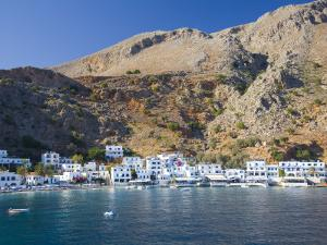 Loutro Village by Gareth McCormack