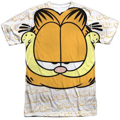 Garfield - Big Face