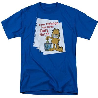 Garfield - Duly Noted