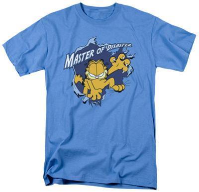 Garfield - Master Of Disaster