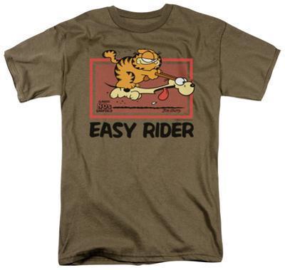 Garfield - Vintage Easy Rider